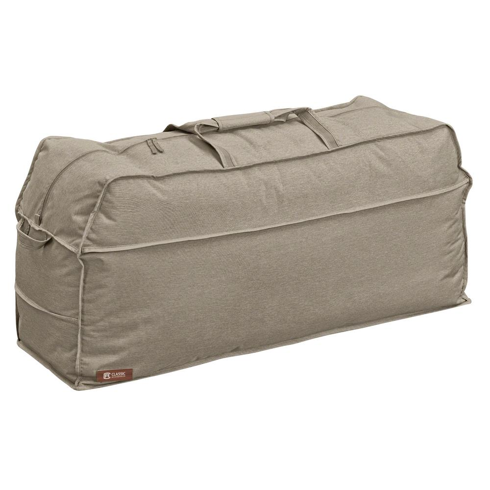 classic accessories montlake patio cushion storage bag - Patio Cushion Storage