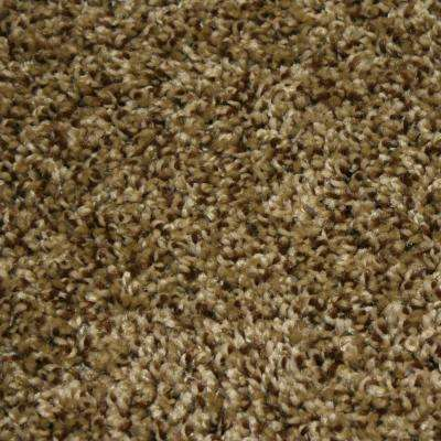Carpet Sample - Stonewall I - Color Peaceful Embrace Texture 8 in. x 8 in.