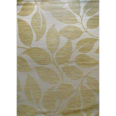 Oakgrove Green 2 ft. x 3 ft. Area Rug
