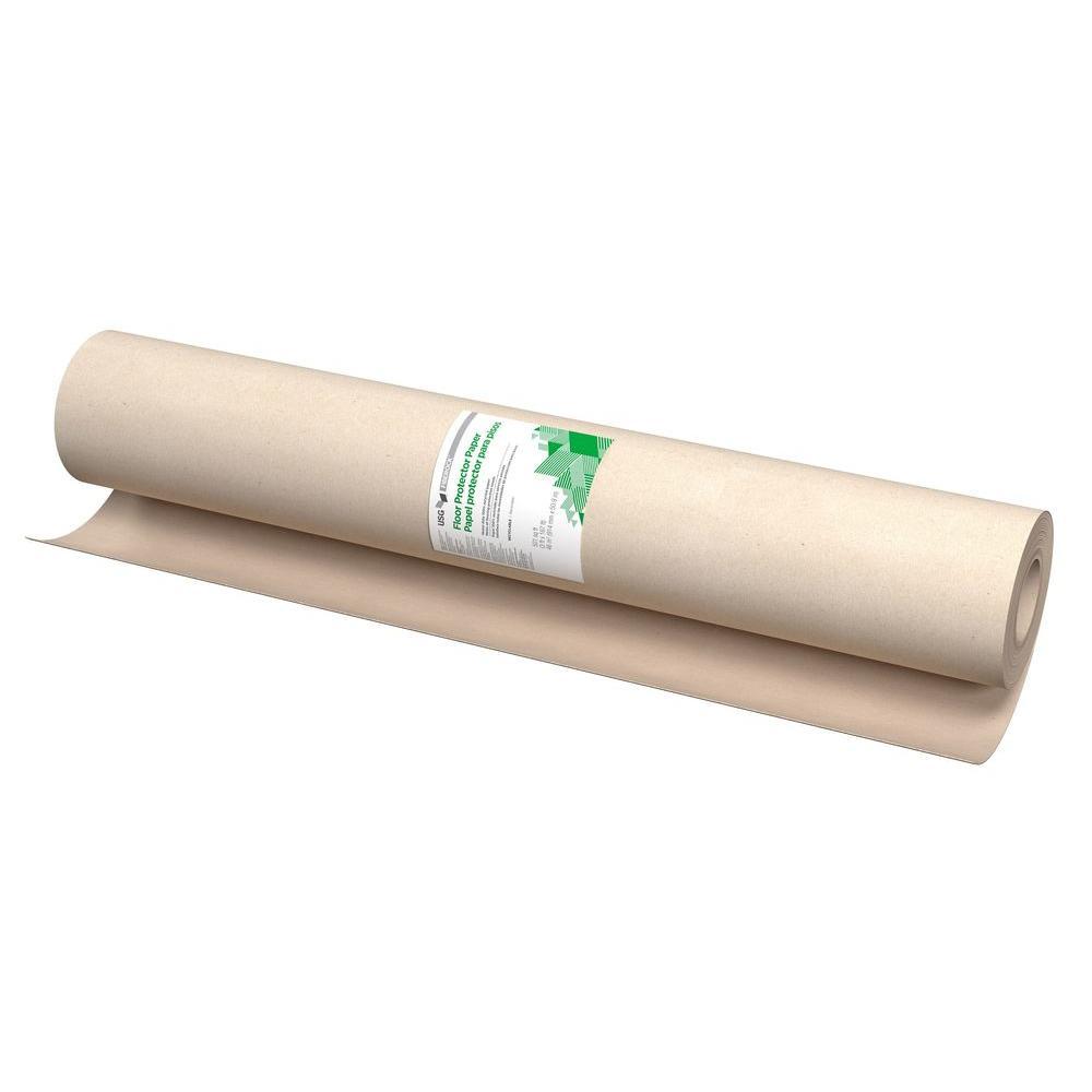 3 ft x 167 ft floor protector paper