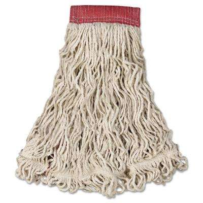 Large Swinger Loop Wet Mop with 5 in. Headband, Case of 6