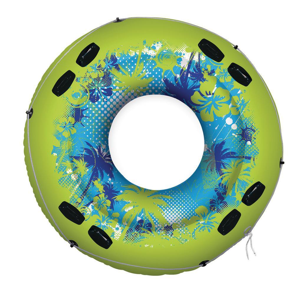 Poolmaster 77 inch Island Swimming Pool Float Tube