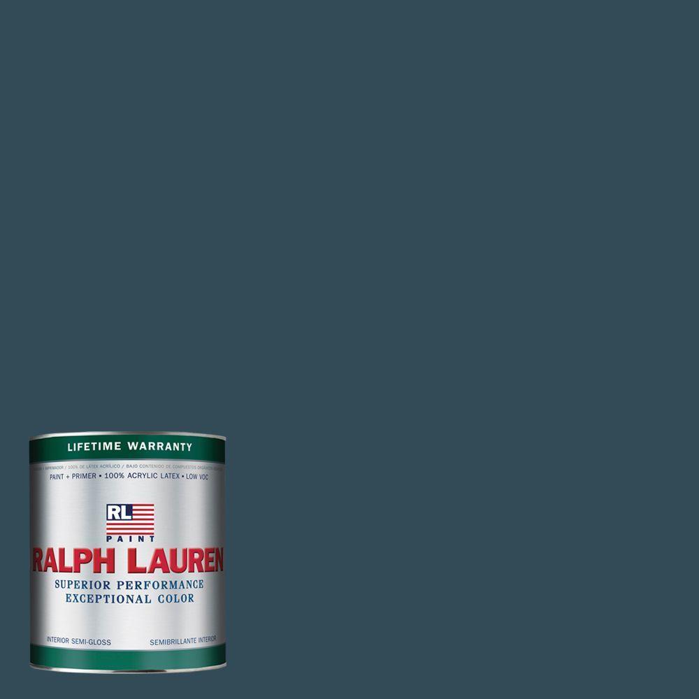 Ralph Lauren 1-qt. Oculus Blue Semi-Gloss Interior Paint