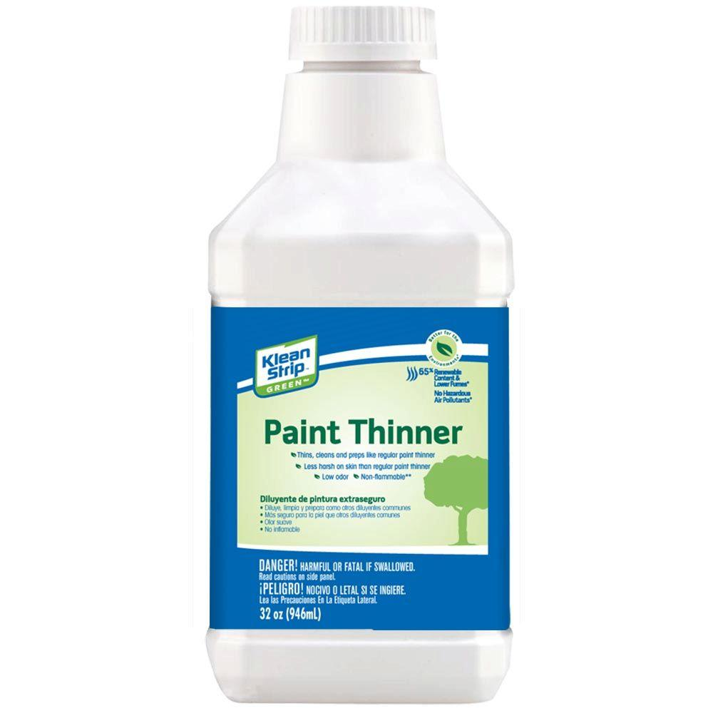 Klean-Strip Green 1 qt. Paint Thinner