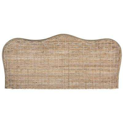 Imelda Grey Full Headboard
