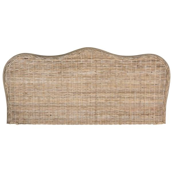 Safavieh Imelda Grey Full Headboard