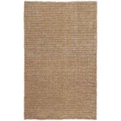Porto Champagne 5 ft. x 8 ft. Area Rug