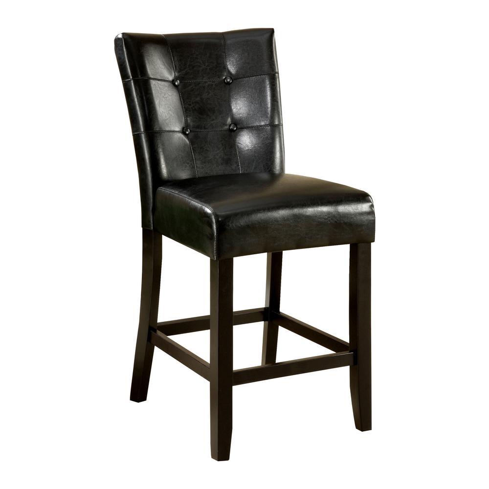 Awe Inspiring Counter 24 27 Furniture Of America Bar Stools Alphanode Cool Chair Designs And Ideas Alphanodeonline