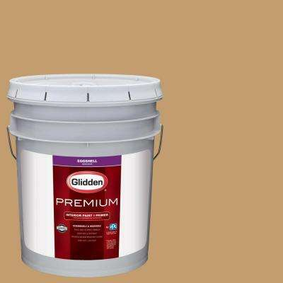 #HDGY12D A Touch Of Gold Eggshell Interior Paint With Primer