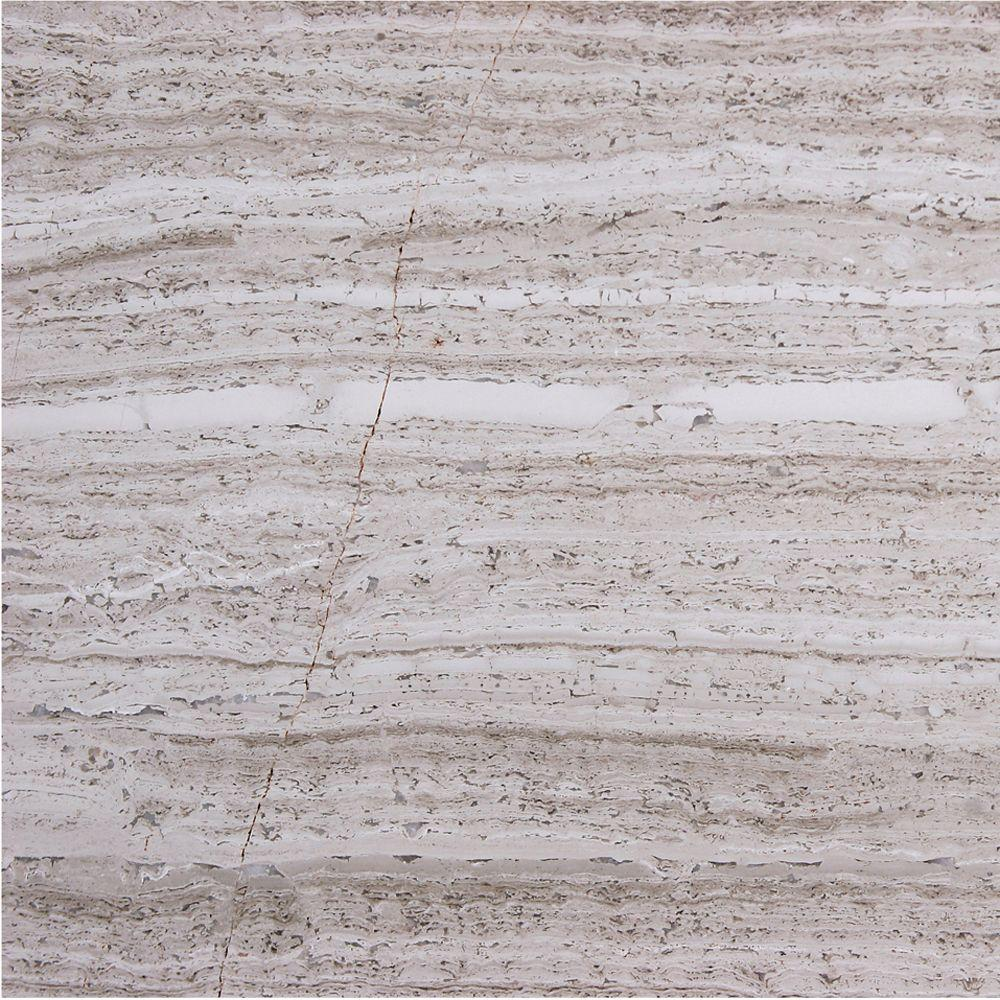 Solistone Haisa Marble Light 12 In X 12 In Natural Stone