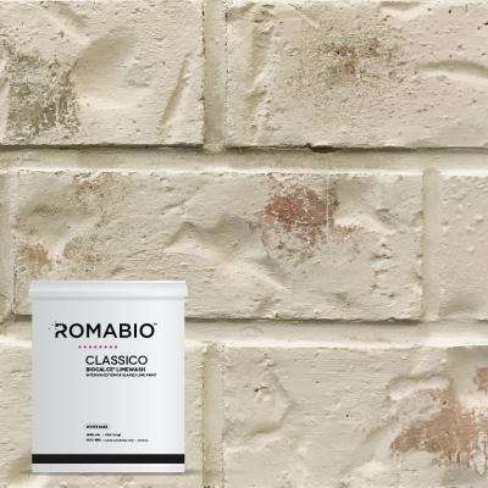 1-qt. Riposo Beige Limewash Interior/Exterior Paint