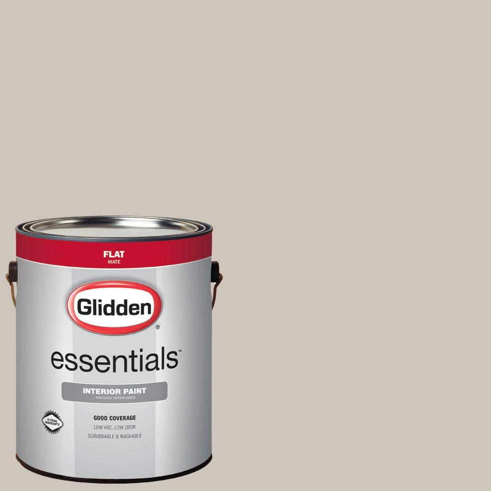 Hdgwn36 Fossil Grey Flat Interior Paint