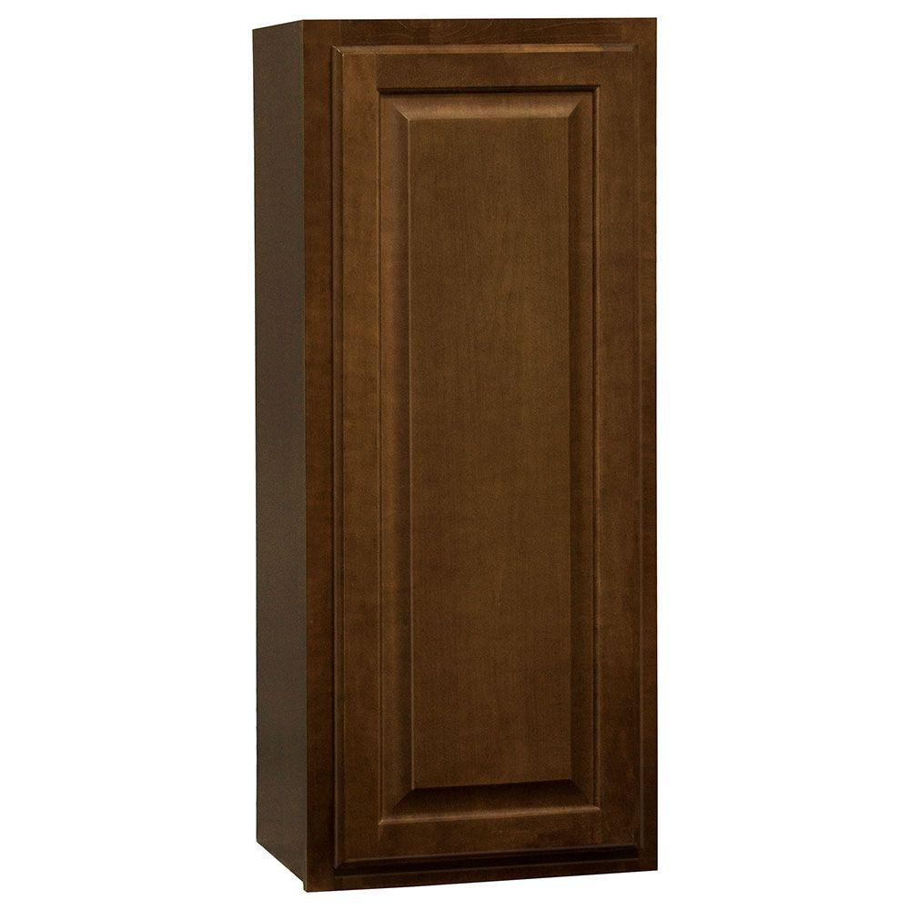 Hampton Bay Kitchen Cabinet Specifications: Hampton Bay Hampton Assembled 15x36x12 In. Wall Kitchen