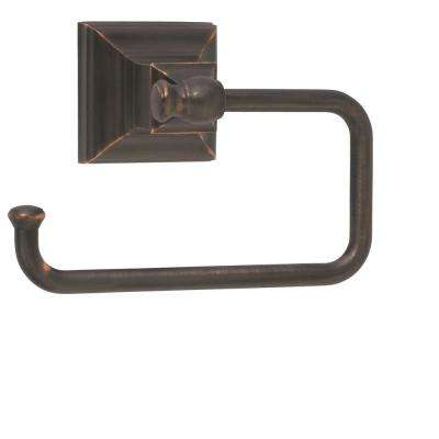 Markham Tissue Roll Holder in Oil Rubbed Bronze