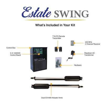 Dual Swing Automatic Gate Opener Kit