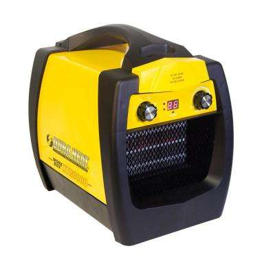 5200 BTU Electric Workbox Portable Heater/Fan