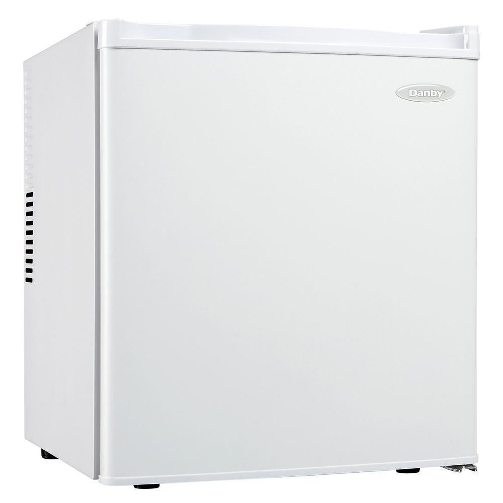 Danby 1.7 cu. ft. Mini Refrigerator in White-DISCONTINUED