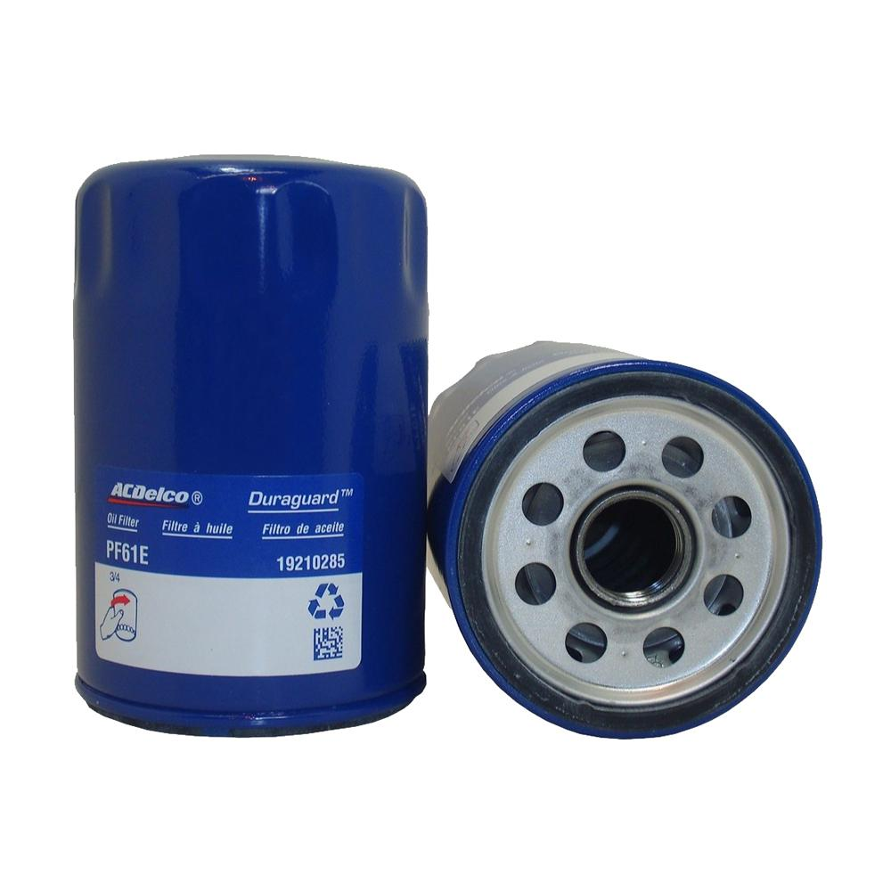Acdelco Engine Oil Filter Pf61e The Home Depot