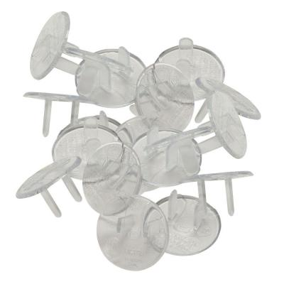 Ultra Clear Plug Protectors (18-Pack)
