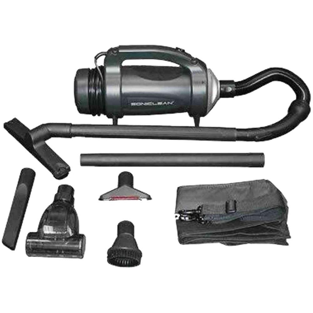 Handheld Corded Vacuum Cleaner With Attachments Portable