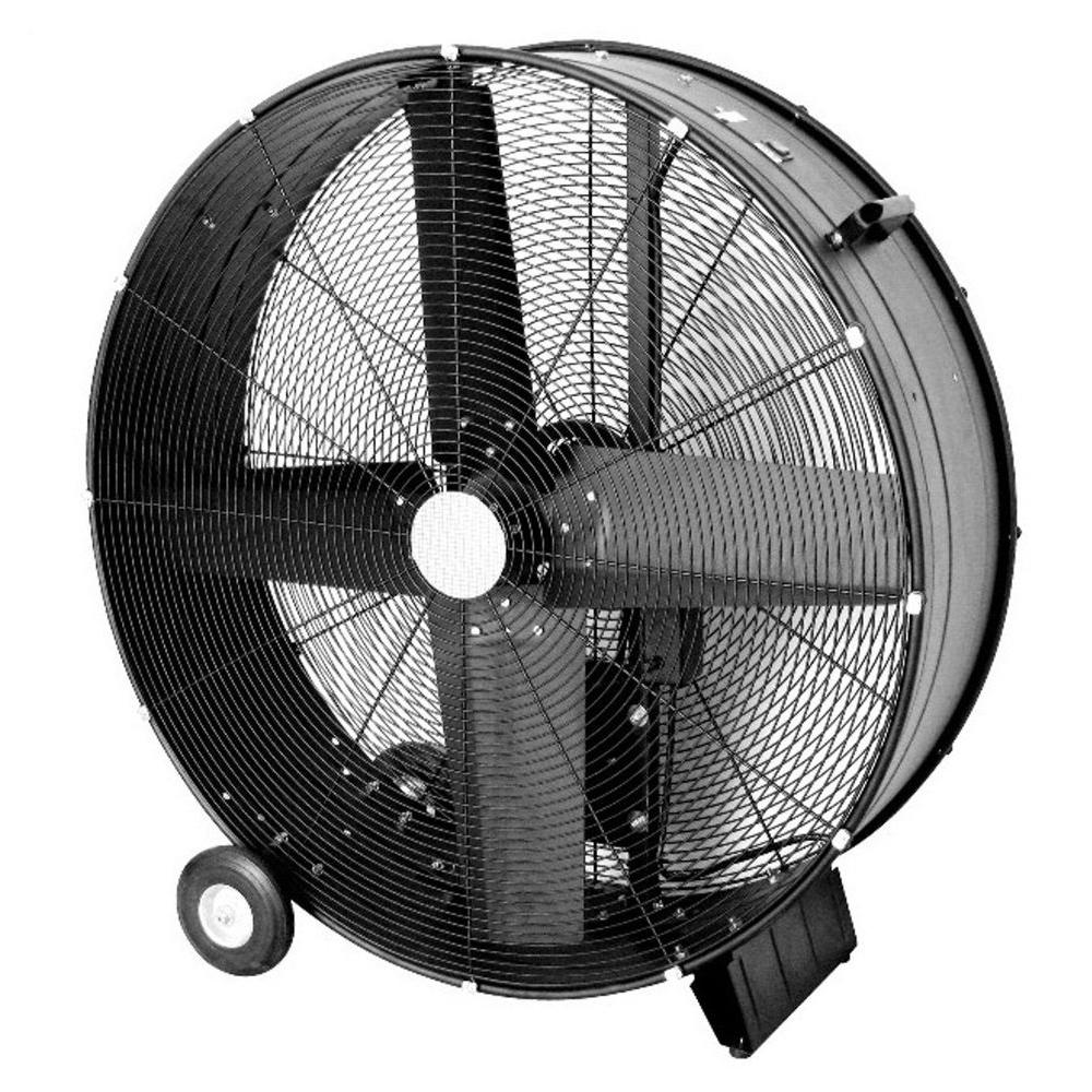 Professional Series 42 in. High Velocity Drum Fan-DISCONTINUED