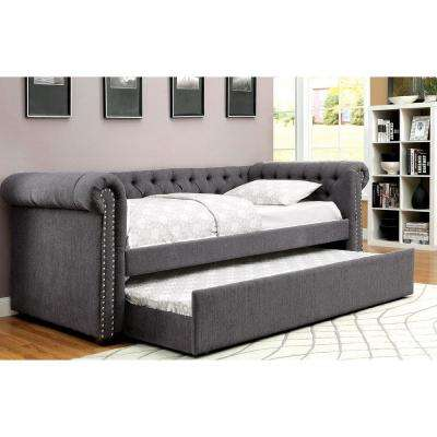 Leanna Gray Trundle Daybed