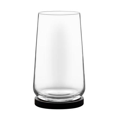 Urban Story 16 oz. Cooler Glass Set with Lids (4-Pack)