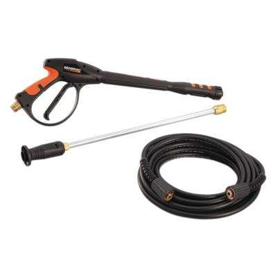 3000 psi Pressure Washer Gun Kit