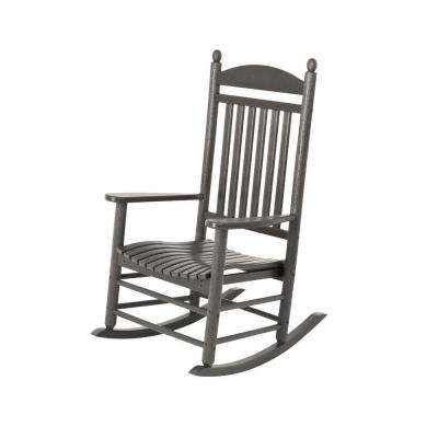 gray - rocking chairs - patio chairs - the home depot