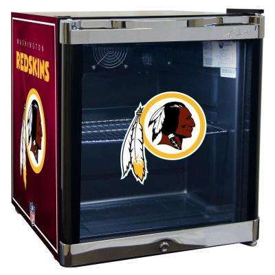 17 in. 20 (12 oz.) Can Washington Redskins Cooler