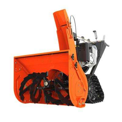 RapidTrak 28 in. 2-Stage Electric Start 420cc Gas Snow Blower