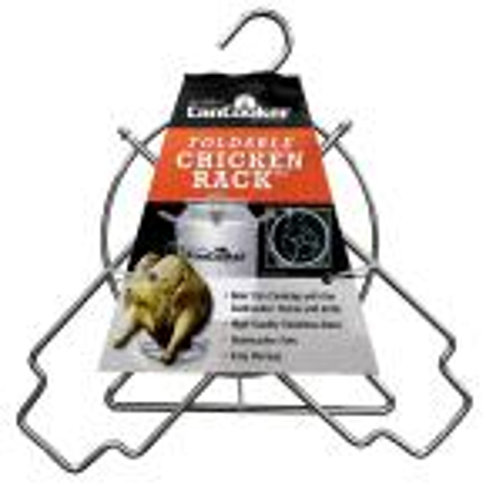 Foldable Chicken Rack
