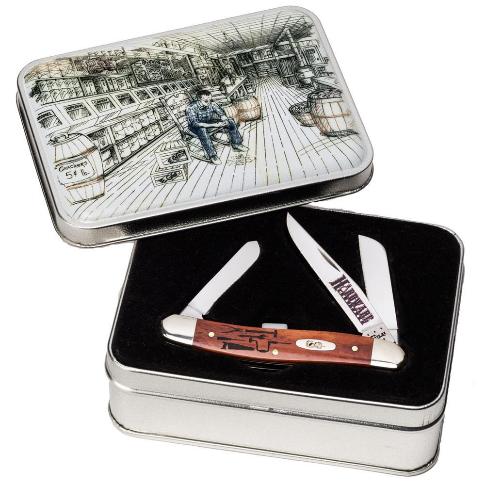 Hardware Heritage Gift Set Pocket Knife
