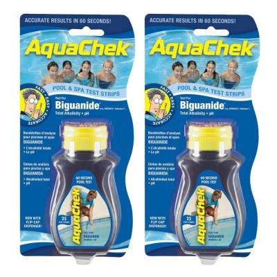Pool Biguanide Test Strips (2-Pack)
