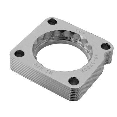 Silver Bullet Throttle Body Spacer for Chevrolet Corvette (C7) 14-18 V8-6.2L