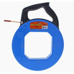 Ideal 120 ft volt guard fish tape with eyelet 31 544 for Fish tape home depot
