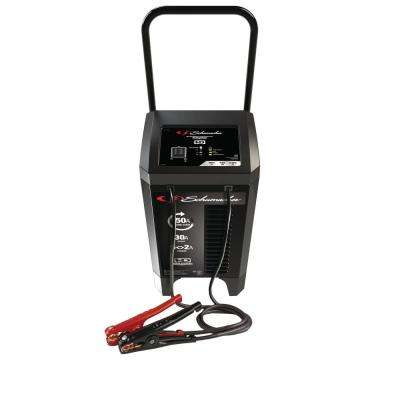 150 Amp 12-Volt Automatic Battery Charger/Engine Starter