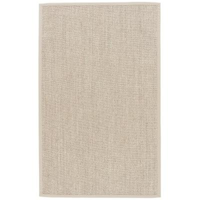 Natural Mojave Desert 8 ft. x 10 ft. Solid Area Rug