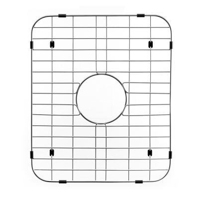 Wirecraft 17.38 in. x 14.5 in. Bottom Grid for Kitchen Sinks in Stainless Steel
