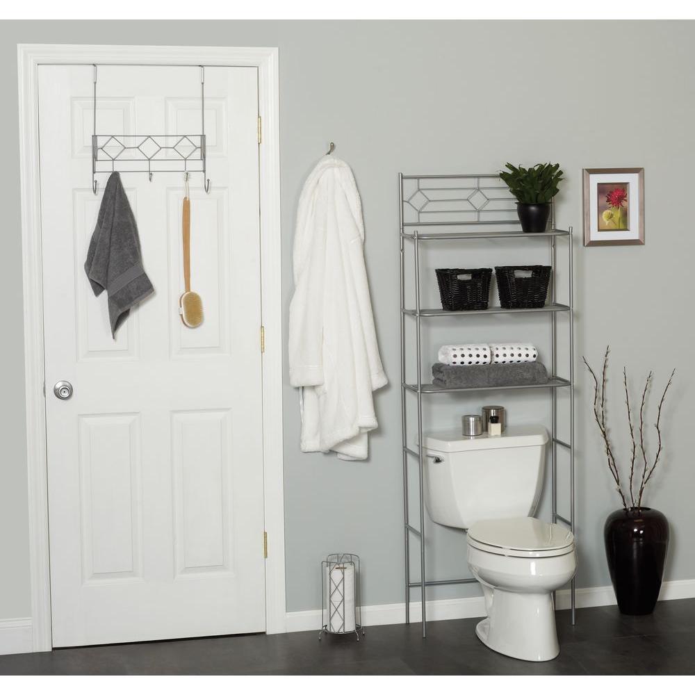 Zenna Home 3 Piece Bath Storage Set