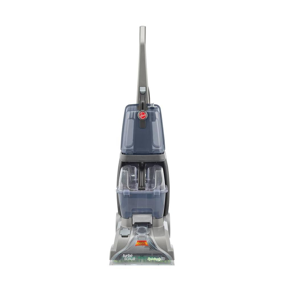 Hoover Turbo Scrub Upright Carpet Cleaner, Blues