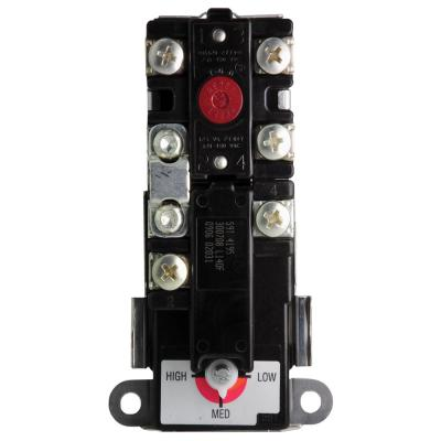 Upper Thermostat for Electric Water Heaters