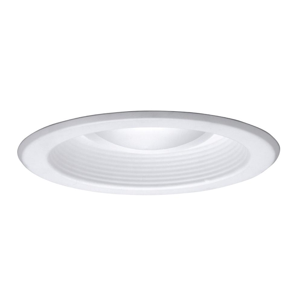 Recessed Ceiling Light With Baffle Trim