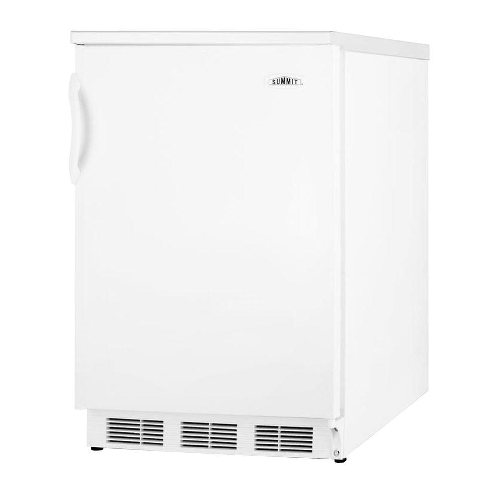 Summit Appliance 5.5 cu. ft. Mini Refrigerator in White