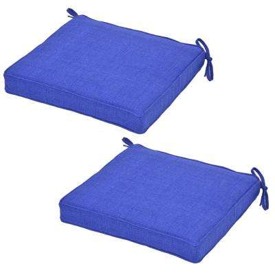 Mariner Outdoor Seat Cushion (2-Pack)