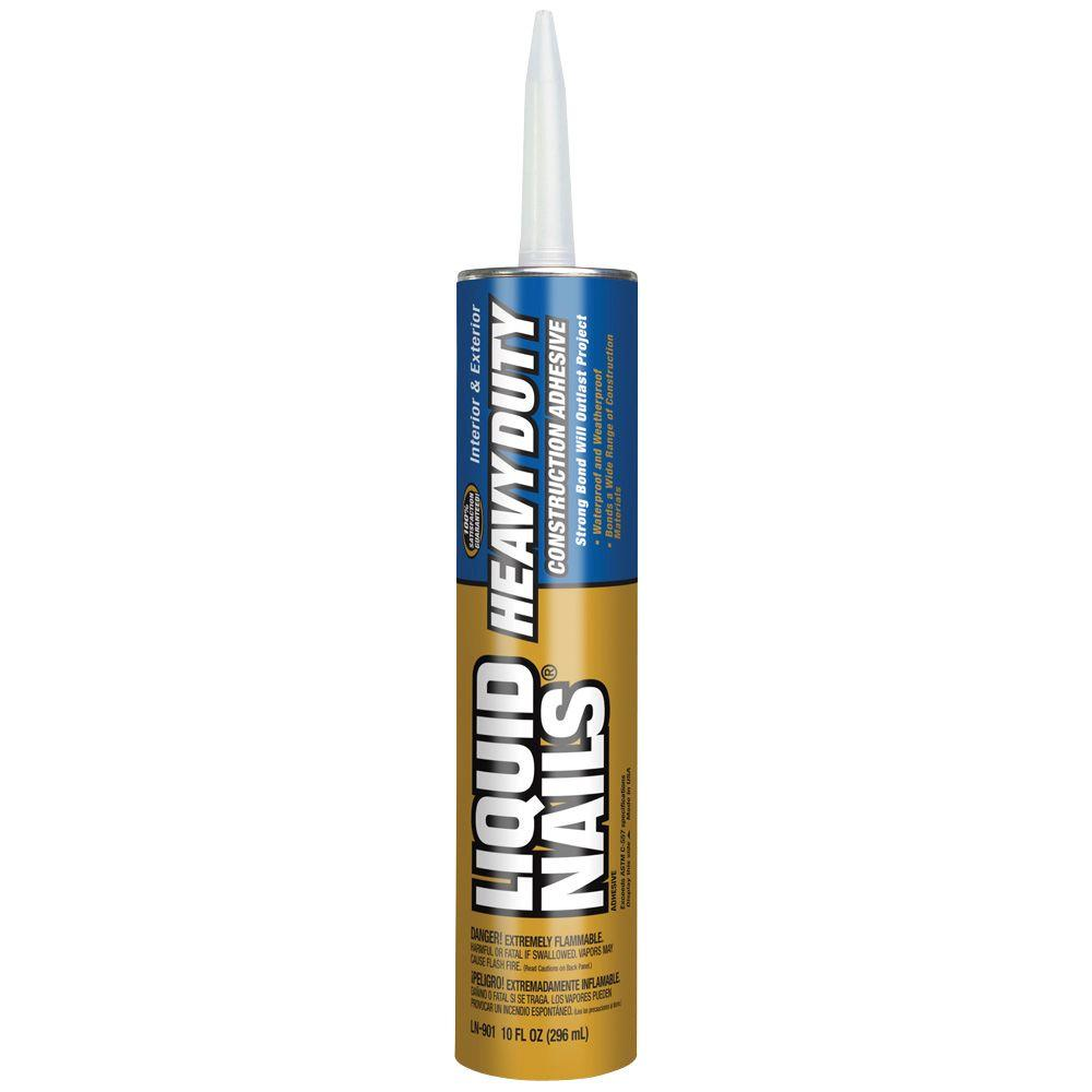 10 oz. Heavy-Duty Construction Adhesive (24-Pack)