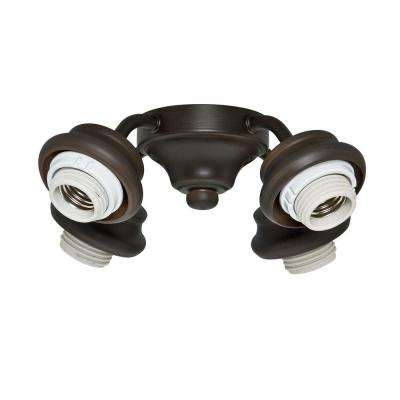 brushed cocoa casablanca light kits 99105 64_400_compressed 4 light kits ceiling fan parts the home depot  at mifinder.co