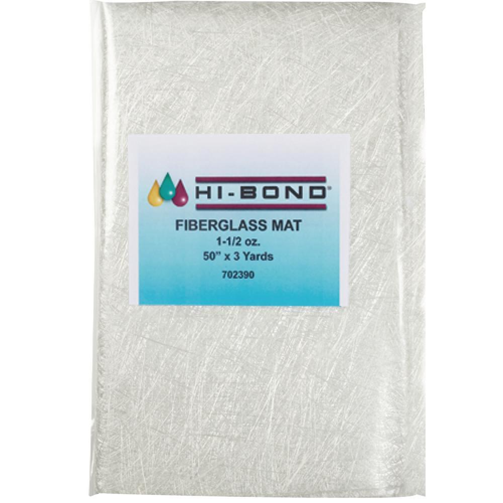 3/4 oz. 50 in. x 3 yds. Fiberglass Mat Material
