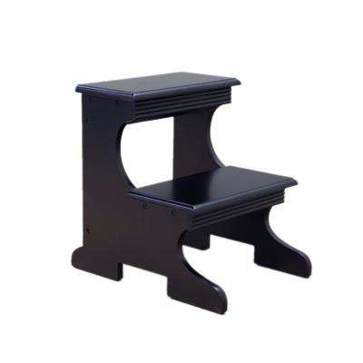 Home Craft Black Step Stool