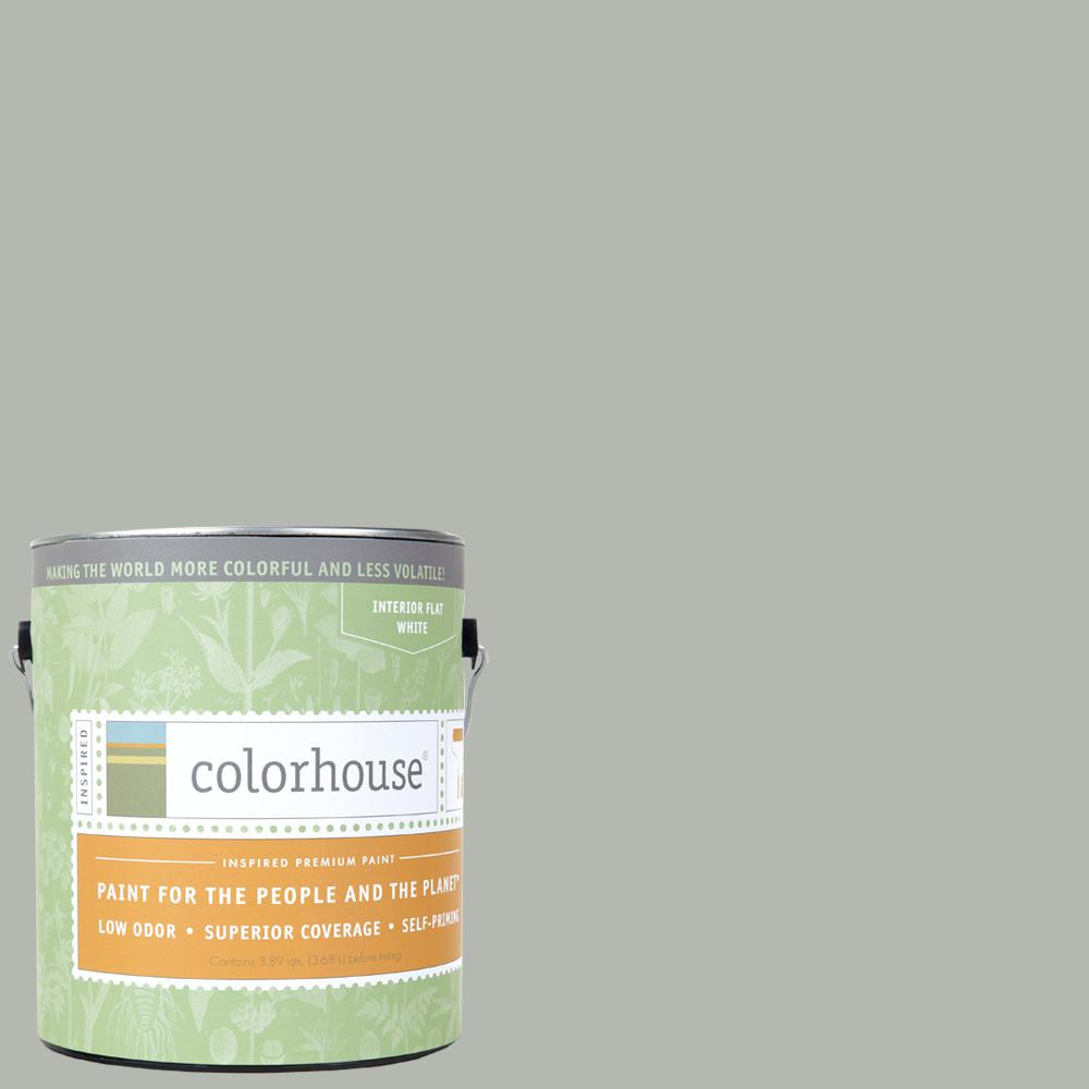 Colorhouse 1 gal. Metal .03 Flat Interior Paint